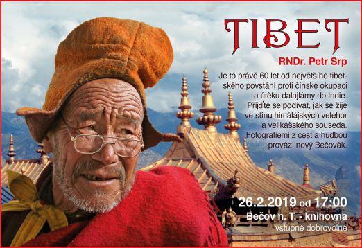 Cestovatelské promítání - TIBET